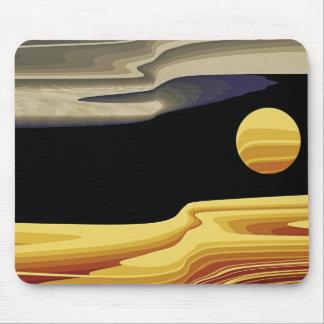 """""""sunset on Arrakis"""" mousepad"""
