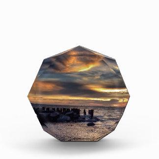 Sunset on Charleston Harbor Award