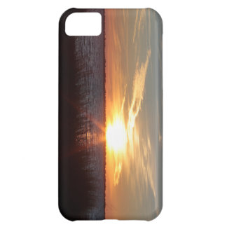 Sunset on Chincoteague Island iphone case. iPhone 5C Case