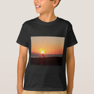 Sunset on Galway Bay T-Shirt