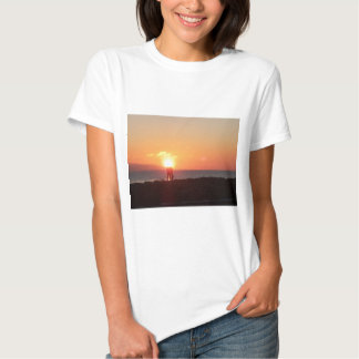 Sunset on Galway Bay T Shirt