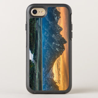 Sunset On Grand Teton And Snake River - Wyoming OtterBox Symmetry iPhone 7 Case