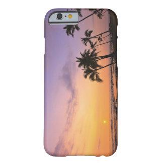 Sunset on Kahaluu Bay in Kona,Hawaii 2 Barely There iPhone 6 Case