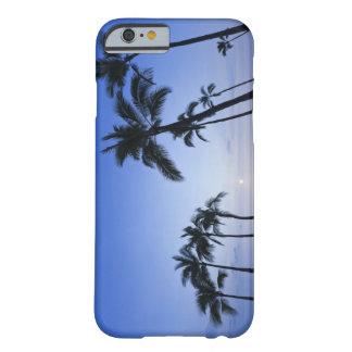 Sunset on Kahaluu Bay in Kona,Hawaii Barely There iPhone 6 Case
