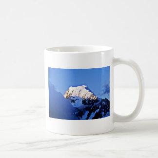 Sunset On Mount Cook, Westland National Park Mug