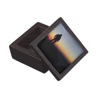 Sunset on Mt Whitney - John Muir Trail Gift Box