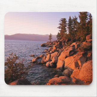 Sunset On North Shore Mouse Pads
