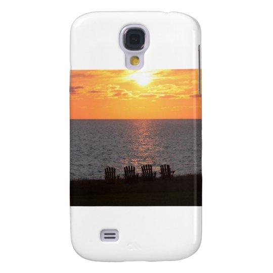Sunset on Prince Edward Island Galaxy S4 Case