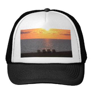 Sunset on Prince Edward Island Mesh Hats