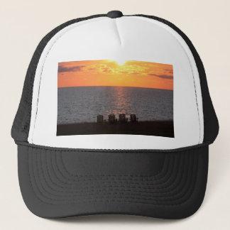 Sunset on Prince Edward Island Trucker Hat