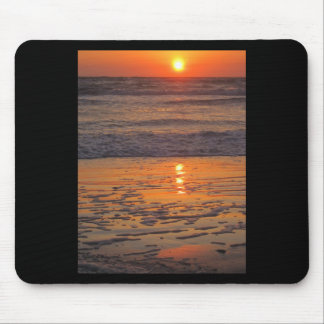 Sunset on Saint Pete Beach Mouse Pad
