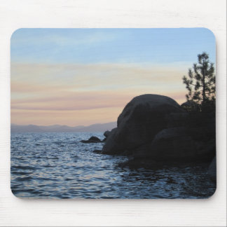 Sunset On Tahoe Mouse Pad