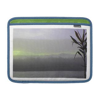 SUNSET ON THE AMAZON RIVER, Ecuador MacBook Sleeve