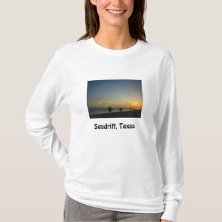 Sunset on the Bay long-sleeved t-shirt