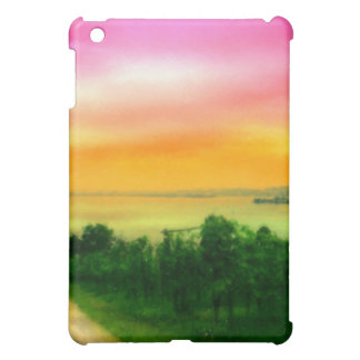 Sunset on the Bodensee iPad Mini Cases