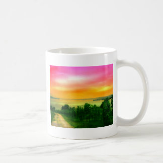 Sunset on the Bodensee Mugs
