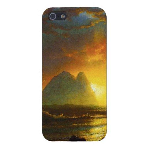 Sunset on the California Coast iPhone 5 Case