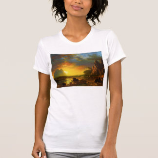 Sunset on the California Coast T-shirt