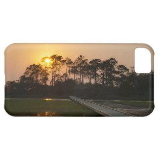 Sunset on the Carolina Coastal iPhone 5C Cases