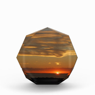 Sunset on the East Coast Acrylic Award