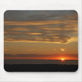 Sunset on the East Coast Mouse Pad