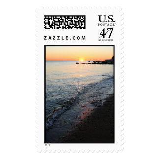 Sunset on the East Coast Postage