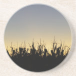 Sunset on the Farm Sandstone Coaster