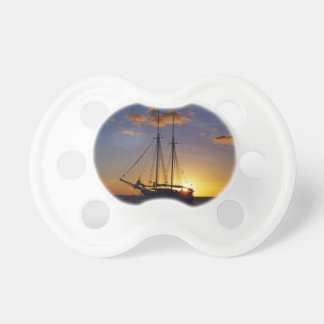 Sunset on the Great Barrier Reef Pacifier