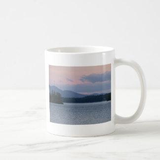 Sunset on the Lake 2 Classic White Coffee Mug