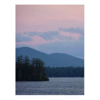 Sunset on the Lake 3 Postcards