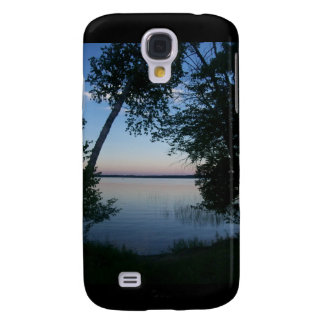 Sunset on the Lake Galaxy S4 Cases