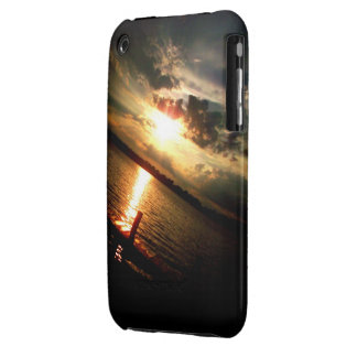 Sunset on the Lake iPhone 3 Case-Mate Case