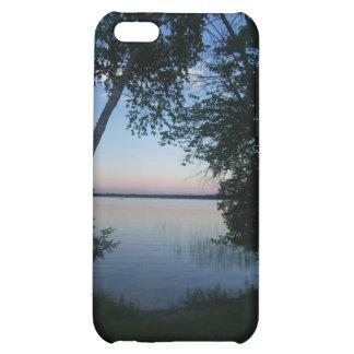 Sunset on the Lake iPhone 5C Case