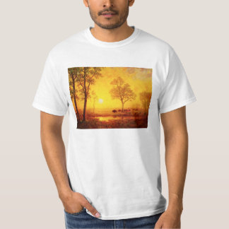 Sunset on the Mountain T-shirt
