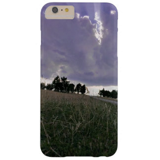 Sunset on the mountains barely there iPhone 6 plus case