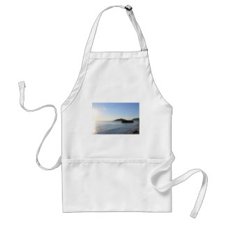Sunset on the Ocean Adult Apron
