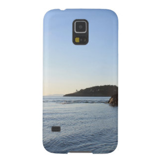 Sunset on the Ocean Galaxy S5 Cases