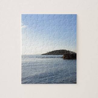 Sunset on the Ocean Puzzle