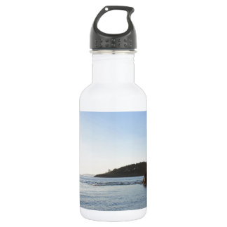 Sunset on the Ocean Stainless Steel Water Bottle