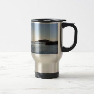 Sunset on the Ocean Travel Mug