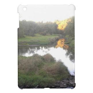 Sunset on the River iPad Mini Cover