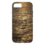 Sunset on the Water Abstract Ocean Photography iPhone 8/7 Case