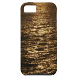 Sunset on the Water Abstract Ocean Photography iPhone SE/5/5s Case