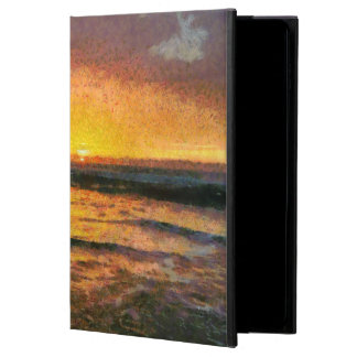 Sunset on the water powis iPad air 2 case