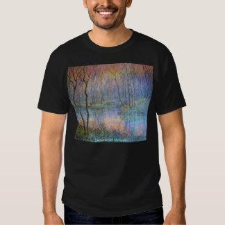 Sunset on the Wetlands T-Shirt