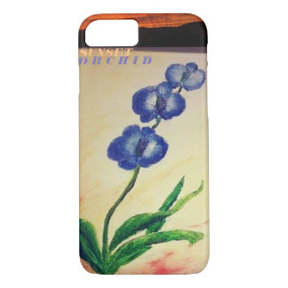 SUNSET ORCHID iPhone 7 CASE