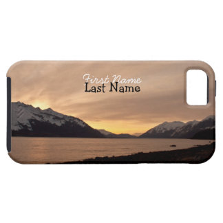 Sunset Over Cannery Bay; Customizable iPhone SE/5/5s Case