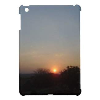 Sunset over Centurion. iPad Mini Covers