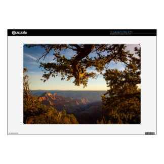 Sunset over Grand Canyon Decal For Laptop