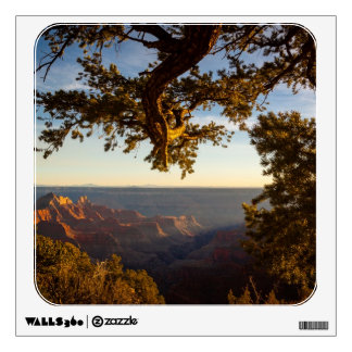 Sunset over Grand Canyon Wall Sticker